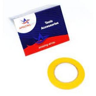 Taśma maskująca 4 mm (18 m)