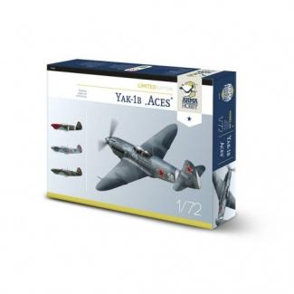 "Yak-1B ""Aces"" (1:72)"