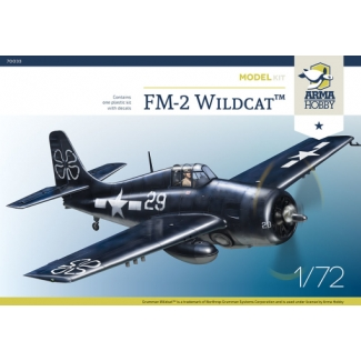 FM-2 Wildcat ™ Model Kit (1:72