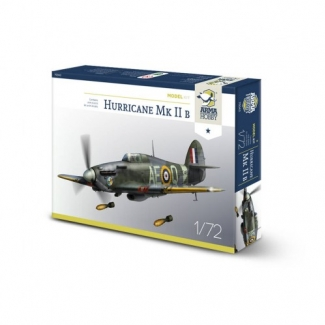 Hurricane Mk II b Model Kit (1:72)