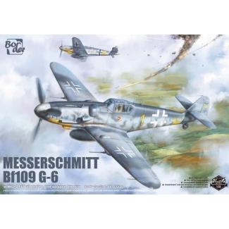 Messerschmitt BF109G-6 (1:35)