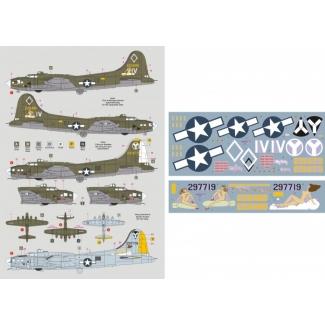 B-17F/G 15th AF (1:48)