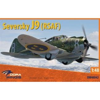 Dora Wings 48042 Seversky J9(RSAF) (1:48)