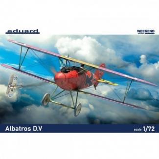 Eduard 7406 Albatros D.V - Weekend Edition (1:72)