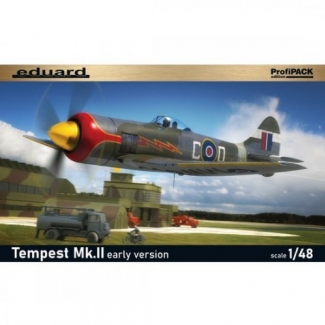 Eduard 84124 Tempest Mk.II early version - Weekend Edition (1:48)