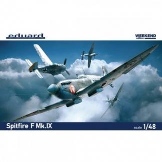 Eduard 84175 Spitfire F Mk.IX - Weekend Edition (1:48)