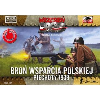 First to Fight Broń wsparcia polskiej piechoty 1939 (1:72)