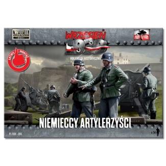 First to Fight Niemieccy Artylerzyści (1:72)