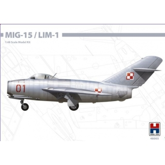 Hobby 2000 48005 MiG-15/LIM-1 - Limited Edition (1:48)