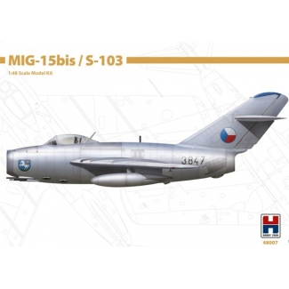 Hobby 2000 48007 MiG-15bis/S-103 - Limited Edition (1:48)
