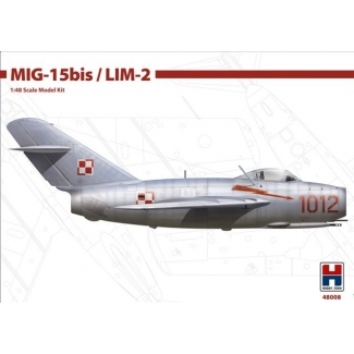 Hobby 2000 48008 MiG-15bis/LIM-2 - Limited Edition (1:48)