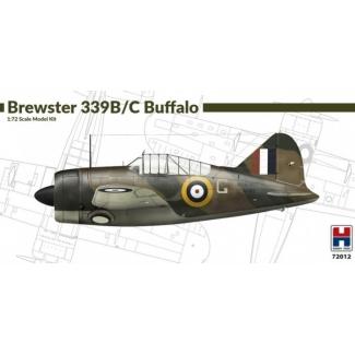 Hobby 2000 72012 Brewster 339B/C Buffalo - Limited Edition (1:72)