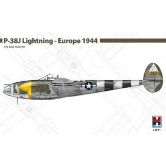 Hobby 2000 72041 P-38J Lightning - Europe 1944 - Limited Edition (1:72)