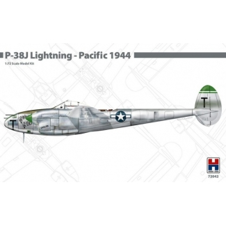 Hobby 2000 72042 P-38J Lightning - Pacific 1944 - Limited Edition (1:72)