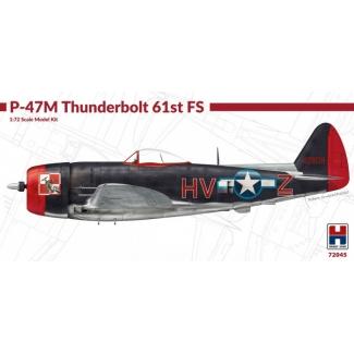 Hobby 2000 72045 P-47M Thunderbolt 61st FS - Limited Edition (1:72)