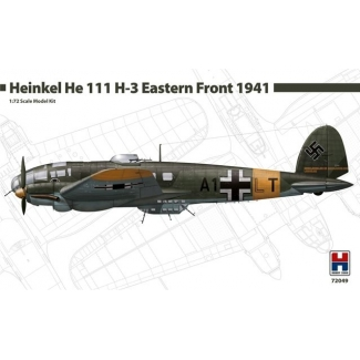 Hobby 2000 72049 Heinkel He-111 H-3 Eastern Front 1941 - Limited Edition (1:72)