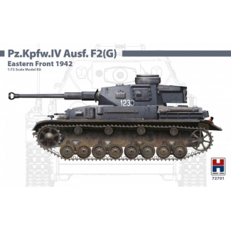 Hobby 2000 72701 Pz.Kpfw.IV Ausf.F2 (G) Eastern Front 1942 - Limited Edition (1:72)