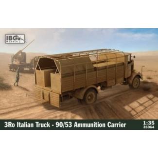 IBG 35064 3Ro Italian Truck - 90/53 Ammunition Carrier (1:35)