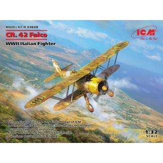 CR.42 Falco, WWII Italian Fighter (1:32)