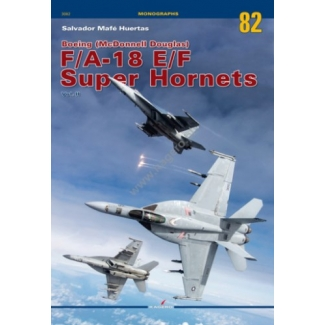 Boeing (McDonnell Douglas) F/A-18 E/F Super Hornets