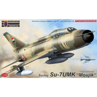 "Suchoj Su-7UMK ""Moujik"" International (1:48)"