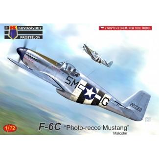 """F-6C """"Photo-recce Mustang"""" Malcolm (1:72)"""