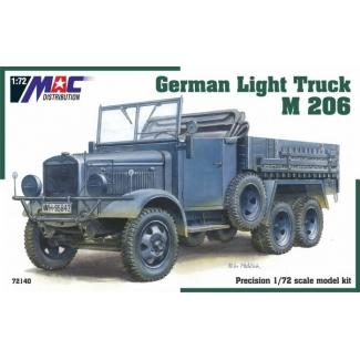 German Light Truck M 206 (1:72)