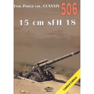 Militaria 506 15 cm sFH 18