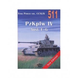 Militaria 511 Pzkpfw IV Ausf. F-G