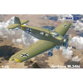 Junkers W.34hi (1:48)