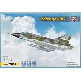 Mirage IIIO Interceptor ( 5 schemes) (1:72)