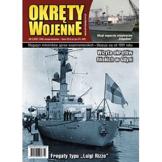 Okręty Wojenne 166 (2/2021)