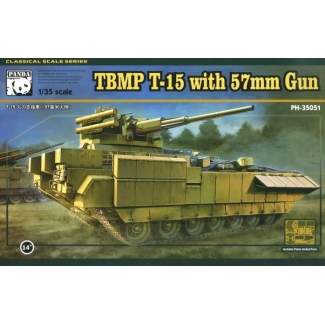 TBMP T-15 with 57mm Gun (1:35)