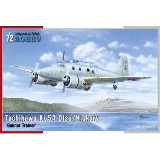 "Tachikawa Ki-54 Otsu/Hickory ""Gunner Trainer"" (1:72)"