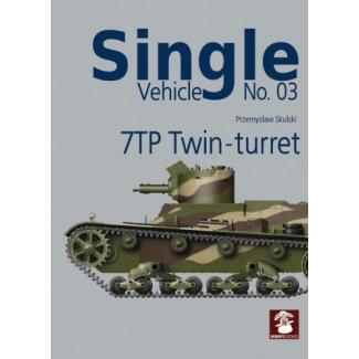 Stratus Single Vehicle Nr.03 7TP Twin-turret