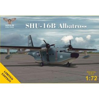 "SHU-16B""Albatross"" (US Navy -2 schemes) (1:72)"