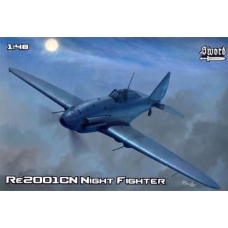Reggiane Re2001CN Night Fighter (1:48)