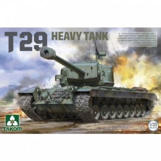 T29 Heavy Tank (1:35)