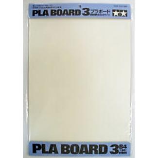 Plyta polistyrenowa 3 mm format B4 (1 arkusz)