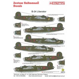 B-24 Liberator (1:32)