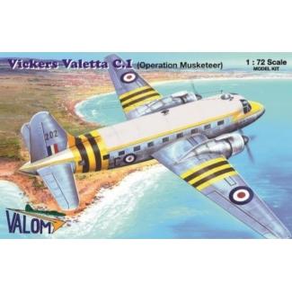 Vickers Valetta C.1 (Operation Musketeer) (1:72)