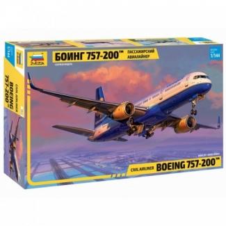 Zvezda 7032 Boeing 757-200 (1:144)